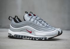 "97df7b86e37  sneakers  news Nike Air Max 97 ""Silver Bullet"" Releasing Again On January"