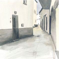 Urban Sketchers, Wallis, Sketches, Watercolor, Pictures, Urban Sketching