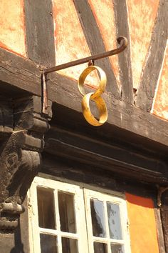 Apparently there are two rings to rule them all in this Jewelry Store Sign: Århus, Denmark