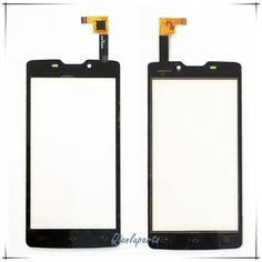 "4.5 ""de Pantalla Táctil Digitalizador Para DNS S4507 4507 Pantalla Táctil Sensor de Reemplazo del Panel Táctil de Cristal Para DNS S4507 SmartPhone Frente"