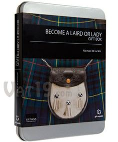 Become a Scottish Laird or Lady