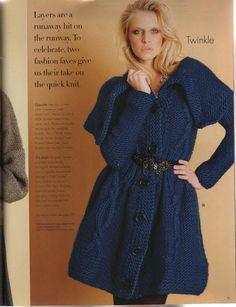 Vogue Knitting 2010 11 Winter - 麗雀黃 - Picasa Web Albums
