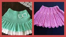 Knitted skirt patterns for girls hand knitted Boho Shorts, Lace Shorts, Girls Hand, Baby Kind, Knit Skirt, Baby Knitting, Youtube, Knit Crochet, About Me Blog