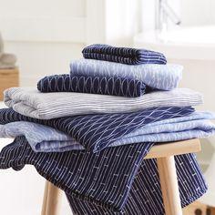 Japanese Print Towels
