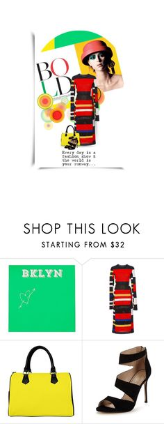 """""""bold fashion show"""" by silver-sun ❤ liked on Polyvore featuring Mark & Graham, Proenza Schouler and Carvela"""