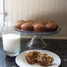 Cranberry Walnut Breakfast Muffins Recipe
