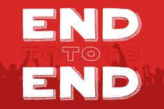 Check out End to End Mini Font by Denise's Shop on Creative Market