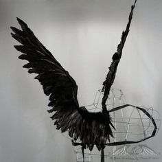 Image result for angel winged dresses