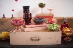 A Found Vintage Rentals Sweet Heart Baby Shower #sweetheart #babyshower #dessert #display #specialtyrentals