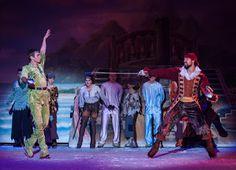TG Musical e Teatro in Italia: PETER PAN ON ICE al Linear4Ciak a novembre.