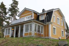 Myydään Omakotitalo Yli 5 huonetta - Raasepori Karjaa Sudenkaarros 3 - Etuovi.com 9981837