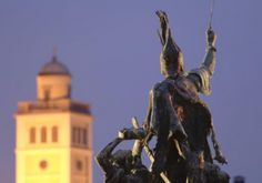 Eger, Hungary 'I have to go to Eger! Since my heart cannot surmount this much sweet temptation' – wrote Sándor Petőfi in his poem' Next to Eger'. Truly, the enchanting city of Eger is rich in. Budapest, Statue Of Liberty, To Go, City, Travel, Hungary, Liberty Statue, Viajes, Destinations