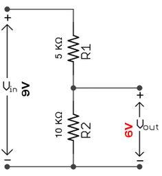 Voltage Divider Calculator - Good Calculators Voltage Divider, Electronics Basics, Circuit Diagram, Variables, Calculator, Audio Speakers, Resolutions, Technology, School