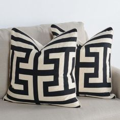 Home Decor Sites, Home Decor Catalogs, Glam Bedroom, Master Bedroom, Bedroom Decor, Bedroom Ideas, Greek Decor, Orange Throw Pillows, Diy Crafts For Adults