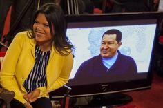 Hija de Chávez es designada como embajadora alterna de Venezuela ante la ONU