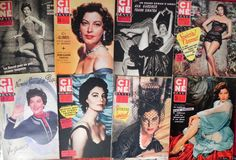 https://flic.kr/p/HAkZfc | ava gardner some cover of my little collection