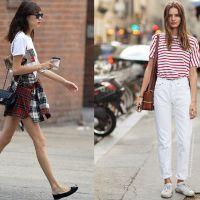 Easy summer stripes