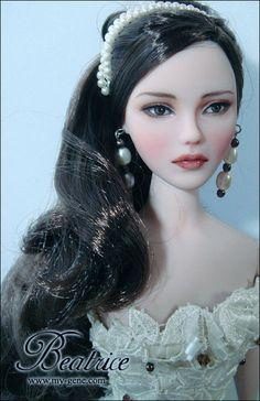 Repaint Gene doll