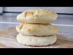 Lipii libaneze | JamilaCuisine - YouTube The Creator, Bread, Recipes, Food, Youtube, Lebanon, Brot, Recipies, Essen