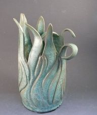 handmade pottery vases - Google Search