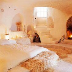 Les Maison de Cappadoce... Cave Hotel...Cappadocia, Turkey