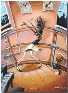 TINY DANCER - Frank Morrison