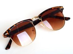 Barato 2015 moda Eyewear clássico Retro Unisex Avaitor óculos de sol  mulheres… Óculos Escuros Feminino 84a250e2f1