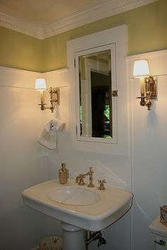 Bath Photos Wainscoting Design, Pictures, Remodel, Decor and Ideas