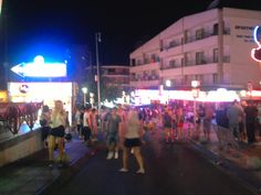 Magaluf Strip, amazing. See who else is going http://on.fb.me/NmDacw