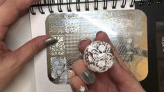 Wildflowers Clear Stamper, Plates, and One-stroke