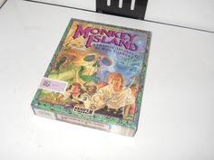 Monkey Island - Amiga/PC