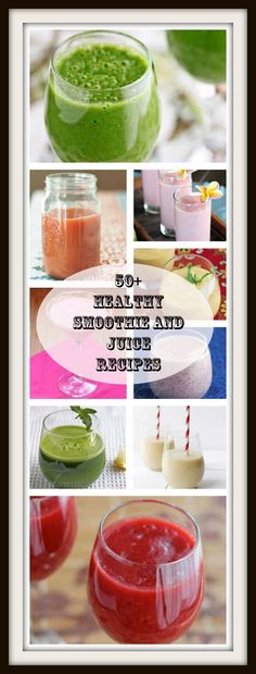Smoothie and Juice Recipes | Seattle's Best Catering
