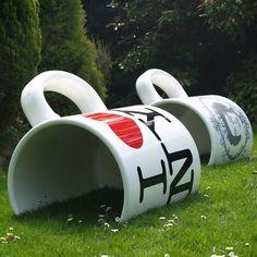 Mug chair - designed by Alex Garnett