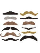 Let's Party Moustache Kit-Party City