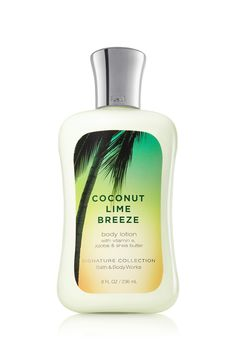 coconut lime breeze lotion - Google Search