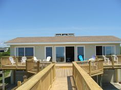 House vacation rental in Pine Knoll Shores NC from VRBO.com! #467944