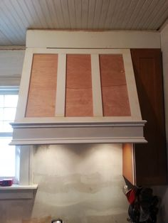 Confessions Of A Diy Aholic How To Build Shaker Style Range Hood