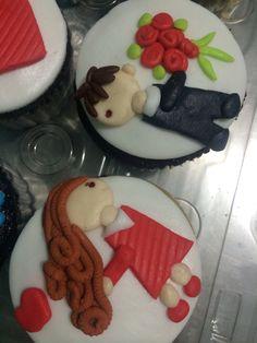 Expresa amor en cupcakes Postrería