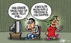nice PIB pequeno para Dilma não é documento