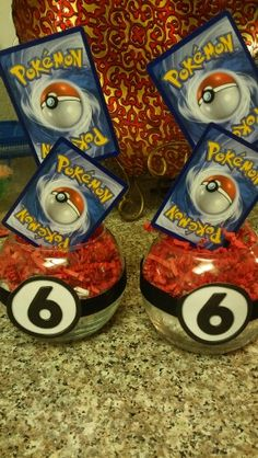 Pokemon centerpieces
