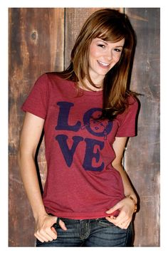 Vintage T Shirt | Love Gifts