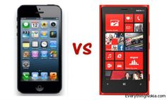 Nokia Lumia 920 vs Apple iPhone 5 – Nokia Shows Why the Lumia Rocks | Everything Nokia