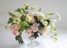 Flowers by La Musa de las Flores, roses arrangement