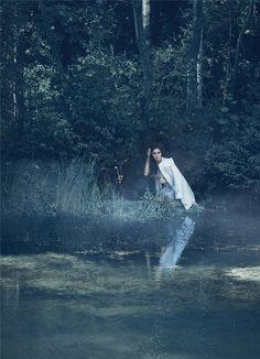 Forest Fairytale  Photographer: Ulyana Sergeenko  Post production: Nick Sushkevich