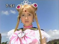 Princess Sailor Moon from PGSM Sailor Moon Live Action Series : )