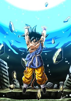 Gohan Vs Cell, Goku And Gohan, Dragon Ball Gt, Dbz, Akira, Cool Anime Pictures, Dragon Super, Anime Eyes, Digimon