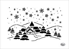 Cricut Christmas Ideas, Noel Christmas, Silhouette Cameo Weihnachten, Paper Cutting, Silhouette Cameo Christmas, Glass Etching Stencils, Laser Art, Christmas Applique, Cricut Craft Room