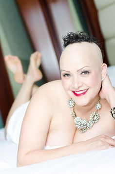 women bald and beautiful - Google Search