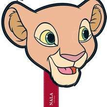 Lion King : Nala's mask - Kids Craft - MASKS crafts for kids - ANIMAL MASKS for kids to print and cut out