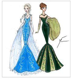 Elsa & Anna♚